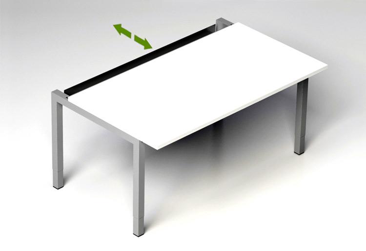 Стол для кухни из столешницы своими руками